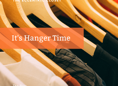 It's Hanger Time