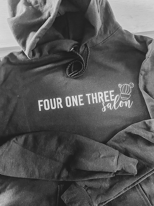 Four One Three Hooded Sweatshirts