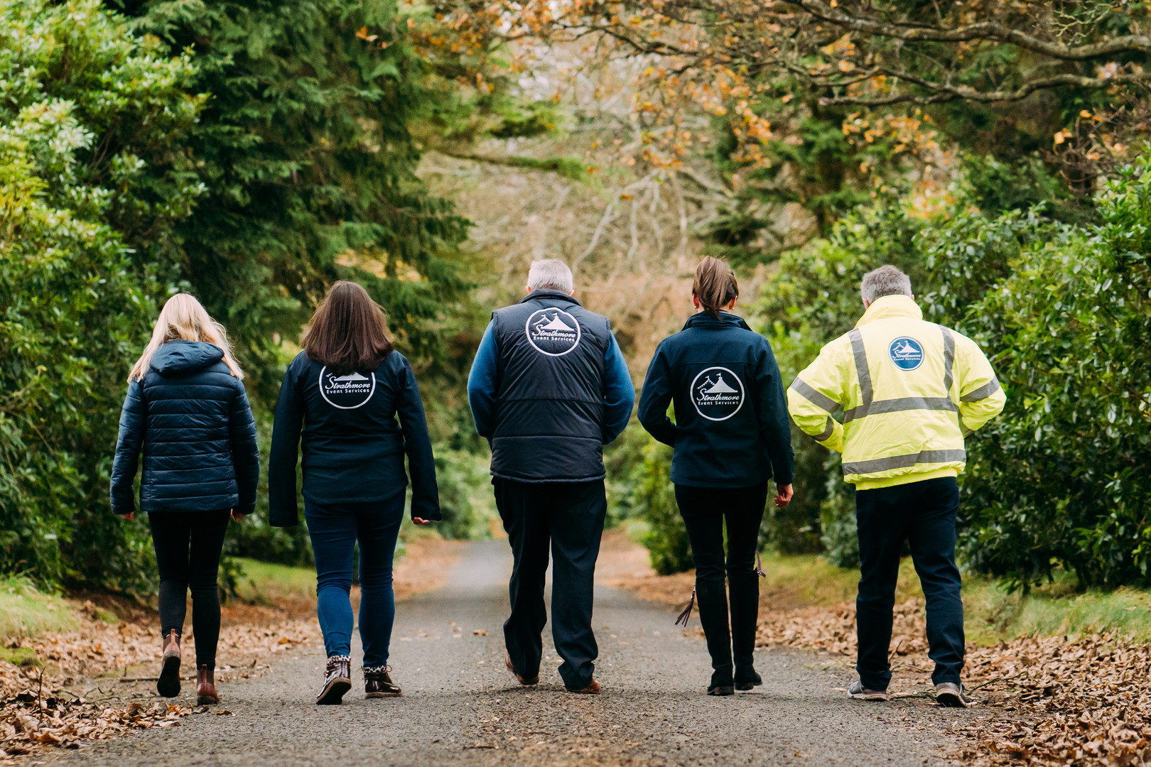 Strathmore Event Services Team