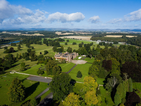 We've partnered with The Scottish Garden Show at Scone Palace