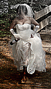 Abandoned Bride Study 30