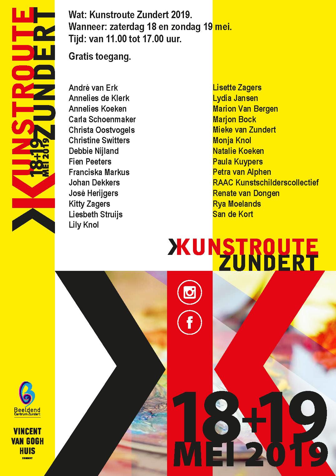 Kunstroute Zundert 2019