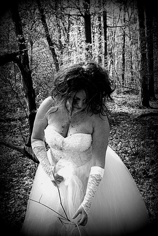 Abandoned Bride Study 6