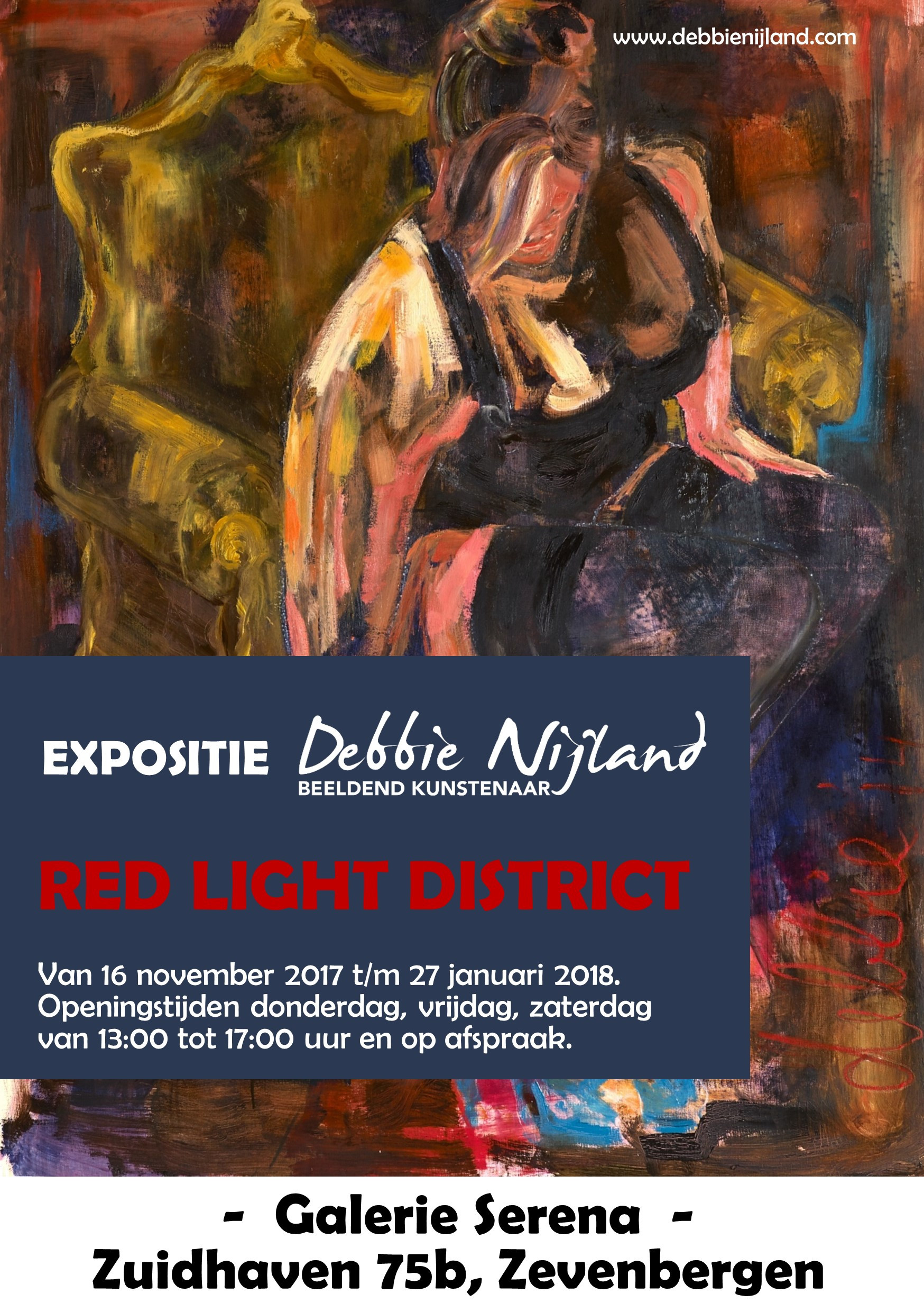 Red Light District Expo Zevenbergen 2018