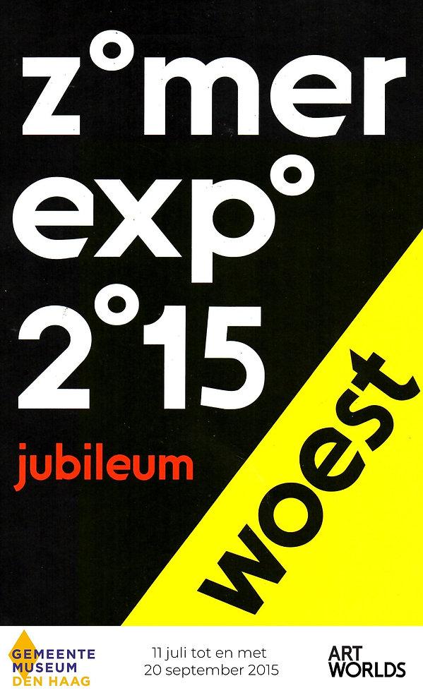 Zomerexpo 2015 Gemeentemuseum Den Haag