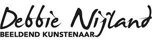 Debbie Nijland beeldend kunstenaar logo