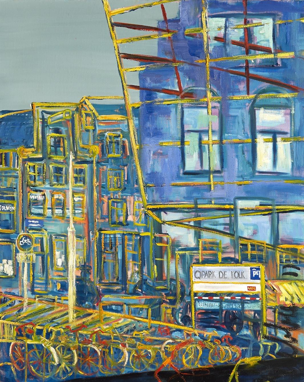 De Kolk - 2011 - oil on linen - 100 x 80 cm