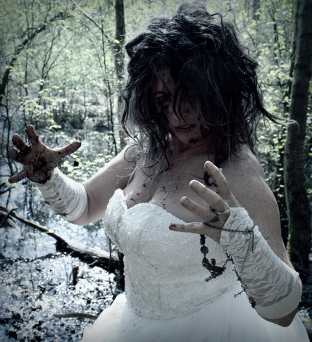 Abandoned Bride Study 4