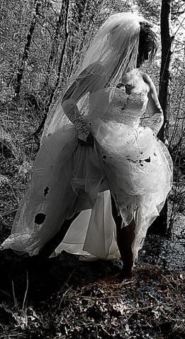 Abandoned Bride Study 21