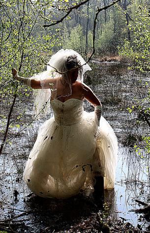 Abandoned Bride Study 19