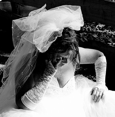 Abandoned Bride Study 28