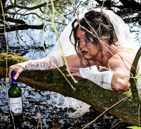 Abandoned Bride Study 13
