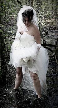 Abandoned Bride Study 15