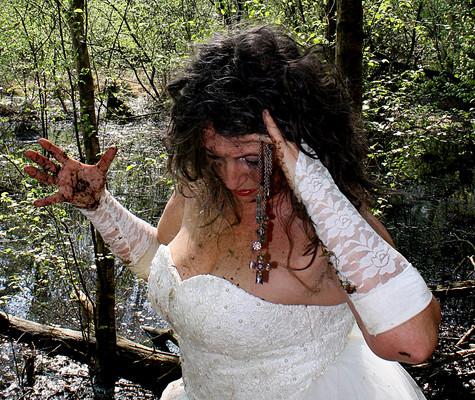Abandoned Bride Photo Study 1