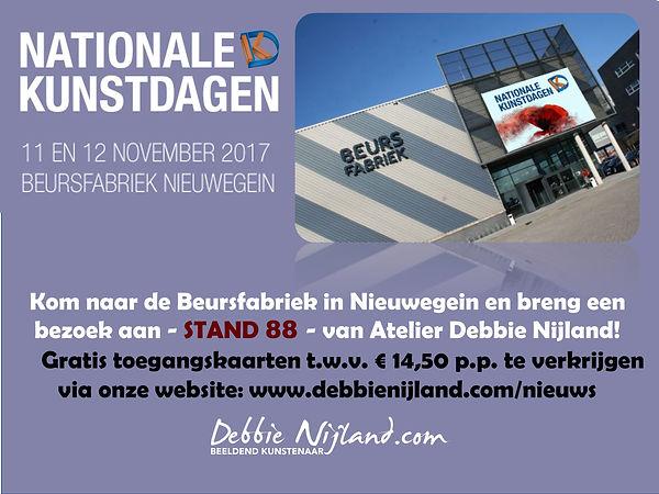 Nationale Kunstdagen NABK 2017