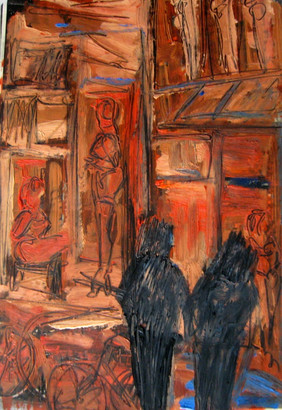 Red Light District Study 3