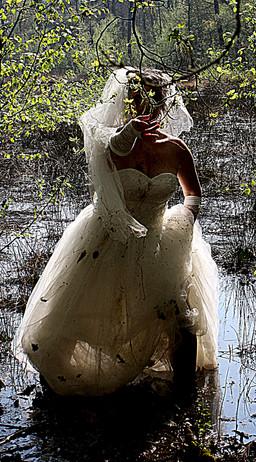 Abandoned Bride Study 20