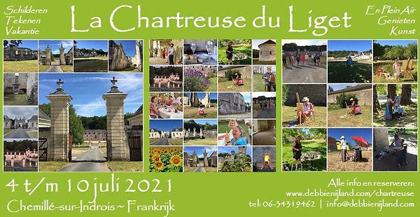 Chartreuse 2021 Debbie Nijland
