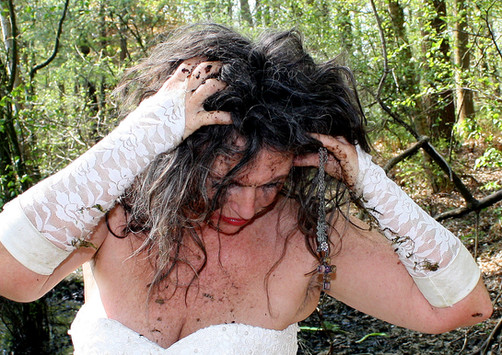 Abandoned Bride Study 2
