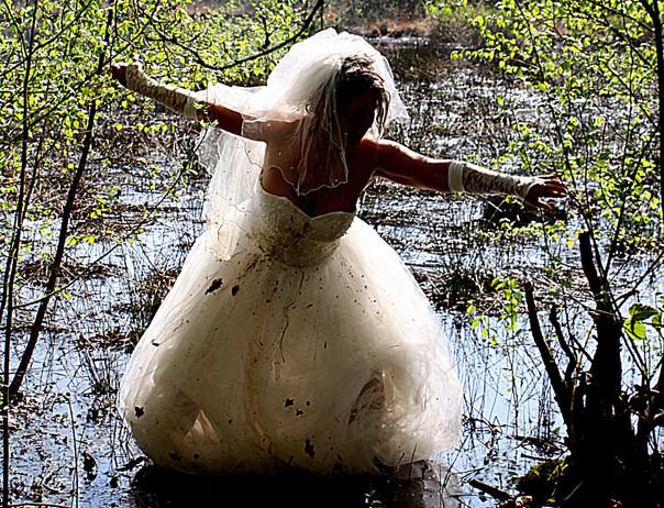 Abandoned Bride Study 18