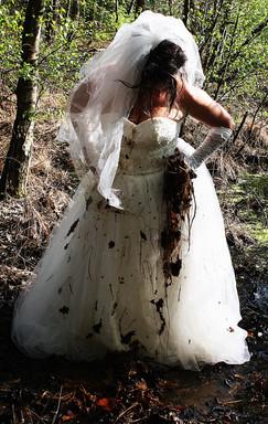 Abandoned Bride Study 24