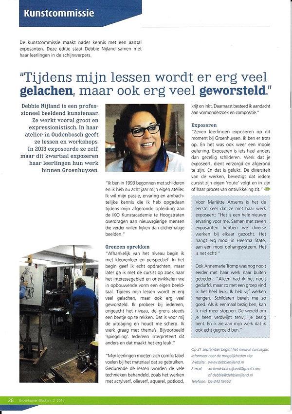 Debbie Nijland Groenhuysen Kunstcommissie 2015.JPG