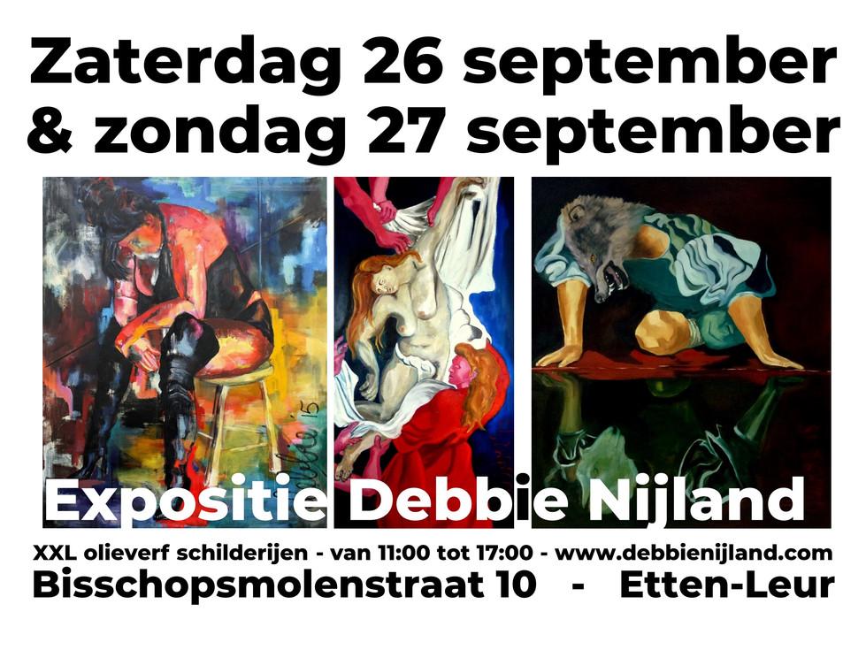 Expo Debbie Nijland September 2020