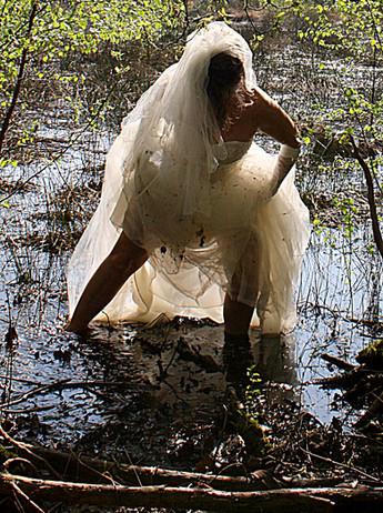 Abandoned Bride Study 22