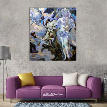 Versailles in Violet