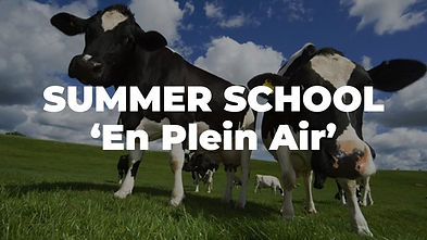 Summer School En Plein Air