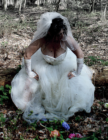 Abandoned Bride Study 8