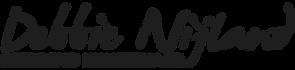 Logo Debie Nijland