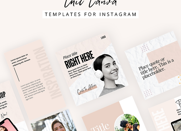 Chic Professional Templates