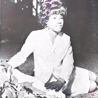 1967 Miss Scabbard and Blade- Diane Spra