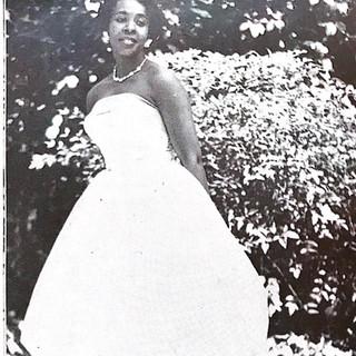 1961 Miss Phi Beta Sigma- Freddie Gillia