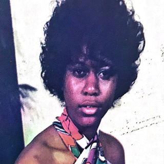 1973 Miss Freshman Class- Carolyn Willia