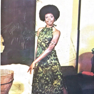 1973 Miss Kappa Kappa Psi- Celestine Eve