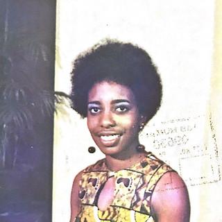 1973 Miss Student Union- Lorraine Walker