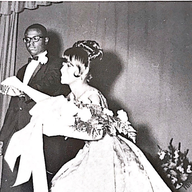 1967 Miss Alpha Phi Omega- Juanita Davis