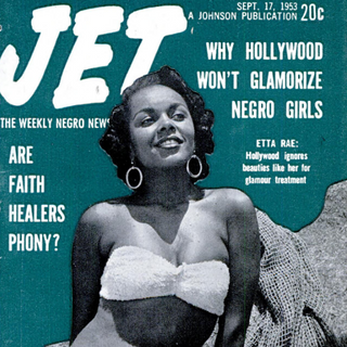 JET Magazine (Cover) September 17, 1953