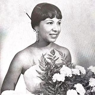 1961 Miss Alpha Phi Alpha- Olga Villada.