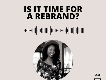 Is it time for a rebrand?