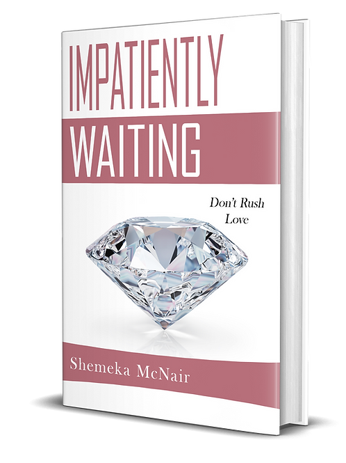 Paperback - Impatiently Waiting