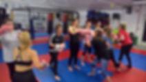 Fitness Class, Boxercise Class, Stroke Rehabilitation Kieron Franklin, JK House Training Centre Personal Trainer