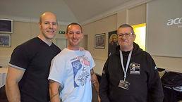 Stroke Rehabilitation, Kieron Franklin, JK House Training Centre Personal Trainer