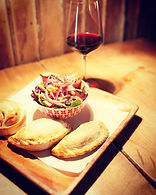 Empanadas meets Wine - perfect combinati