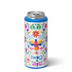Swig 12oz Skinny Can Cooler - Viva Fiesta