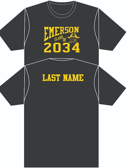 Emerson Kindergarten Shirts