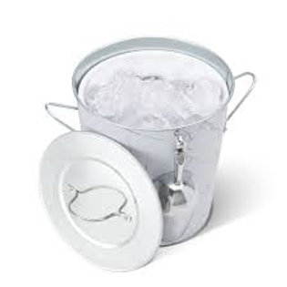 Swig Small Bucket with Scoop - Marble