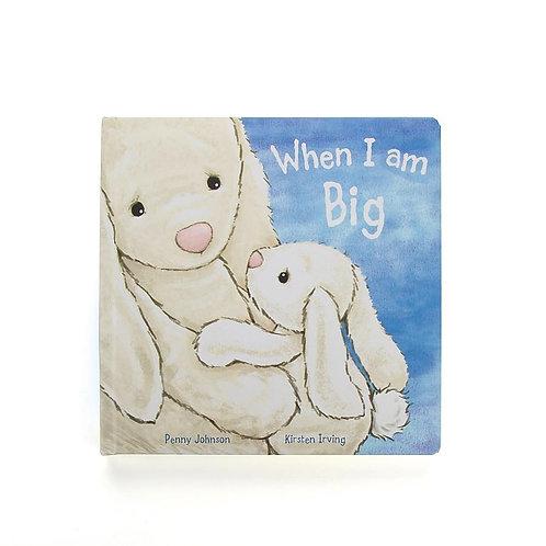 JellyCat Book -When I Am Big